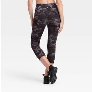 All in Motion High Rise Camo Leggings